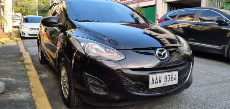 2014 Mazda 2 Sedan
