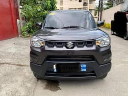 2020 Suzuki S-Presso