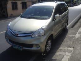 2012 Toyota Avanza