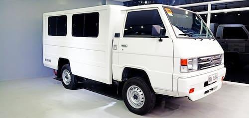 2020 Mitsubishi L300