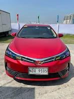 2019 Toyota Corolla Altis