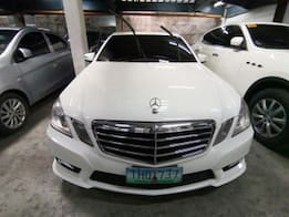2012 Mercedes-Benz E-Class Sedan