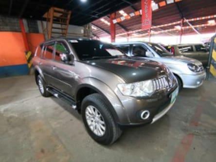 2012 Mitsubishi Montero Sport