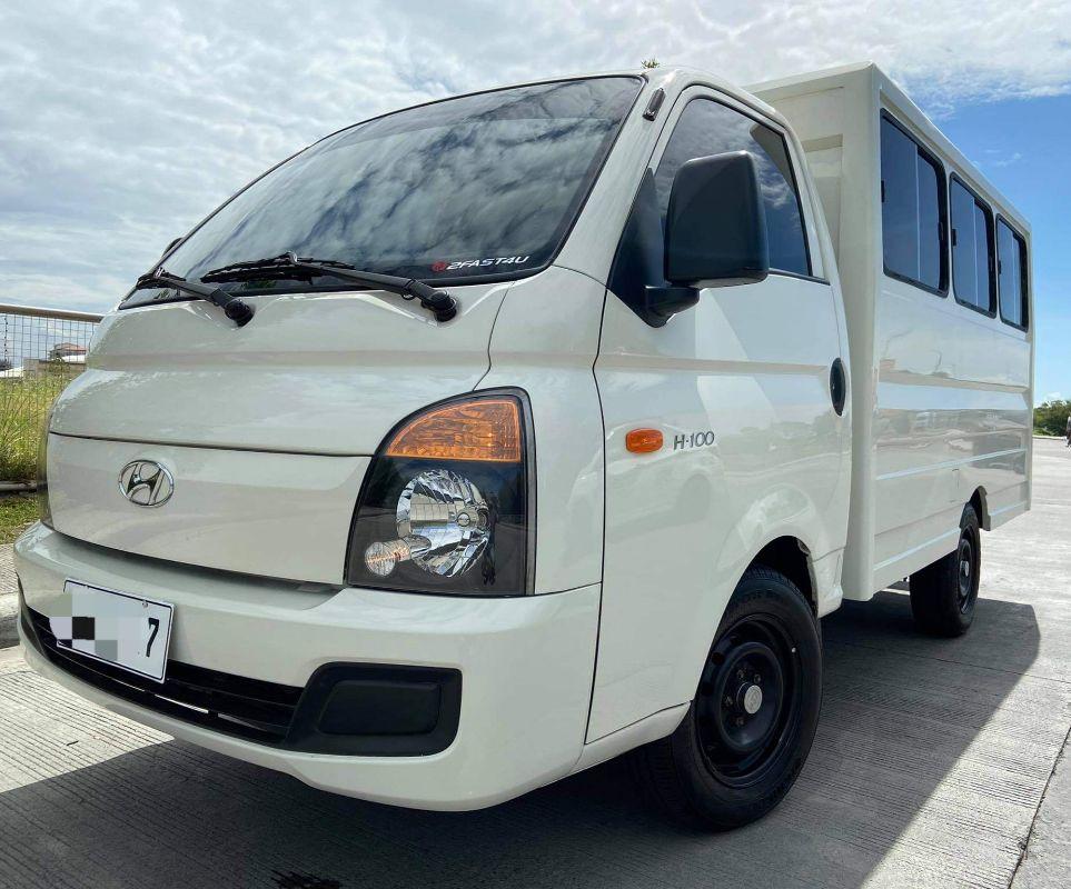 2021 Hyundai H-100