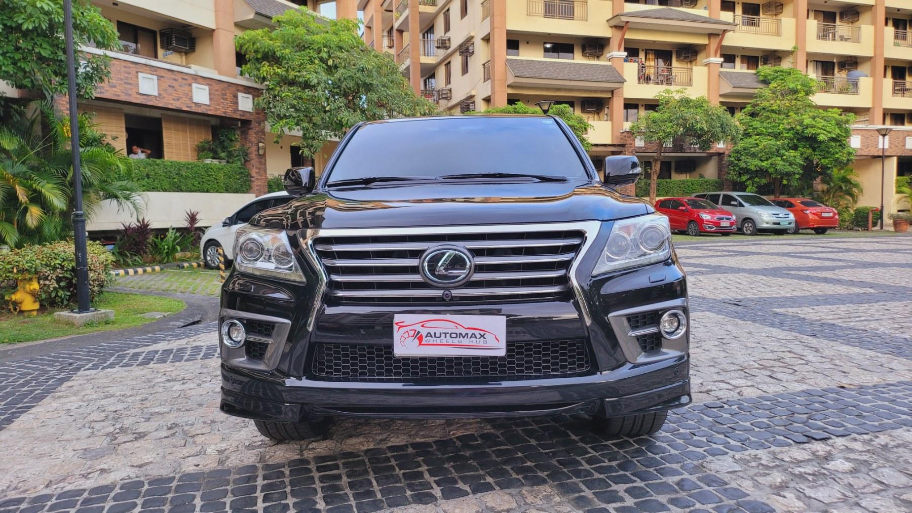2015 Lexus LX