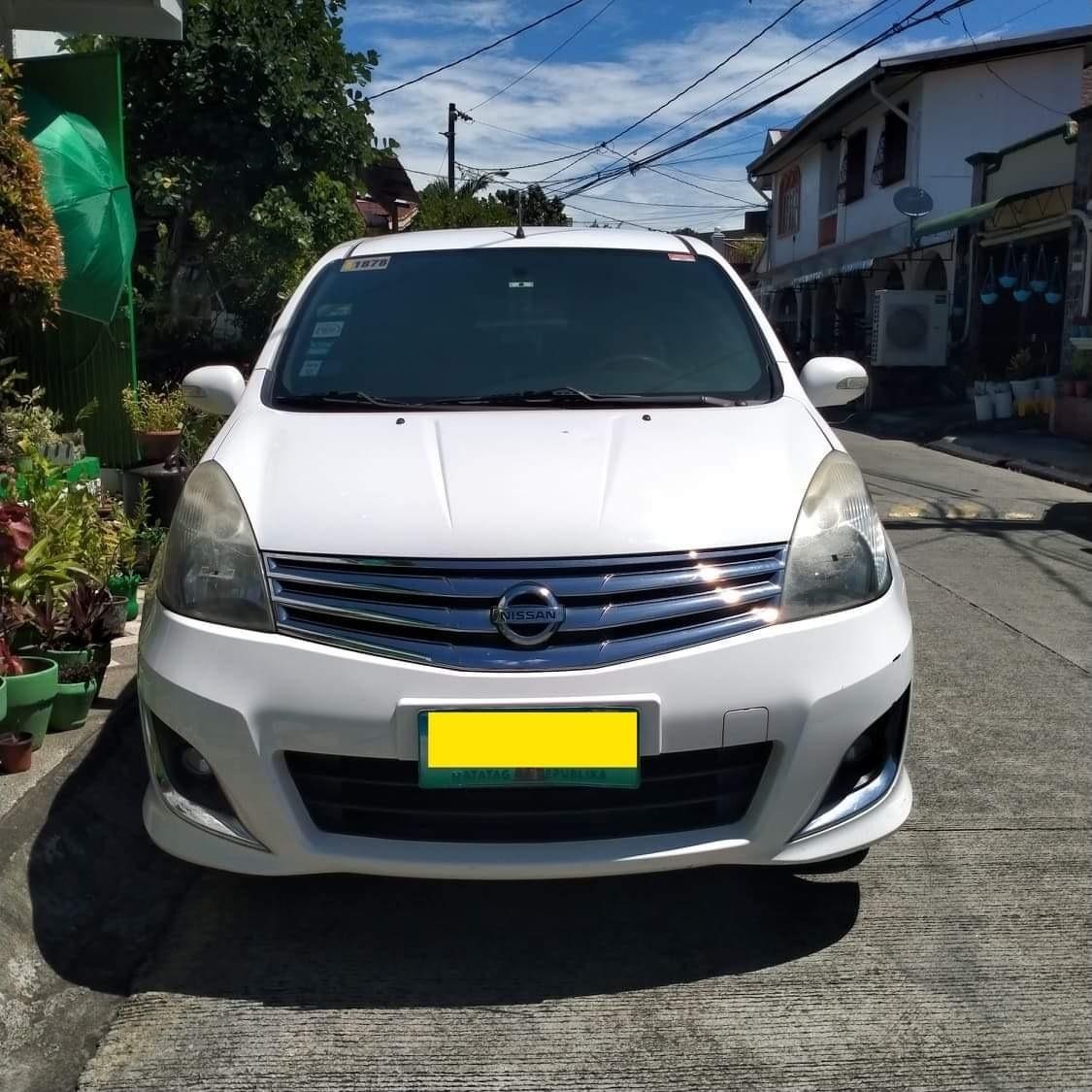 2013 Nissan Grand Livina