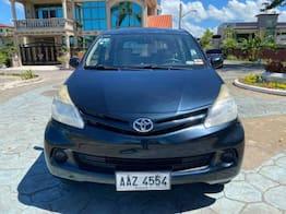 2014 Toyota Avanza