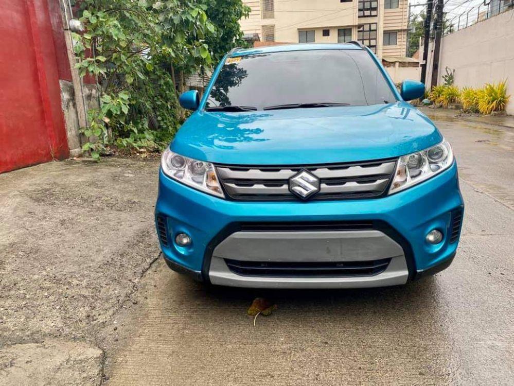 2019 Suzuki Vitara