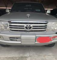 2007 Toyota Land Cruiser 200