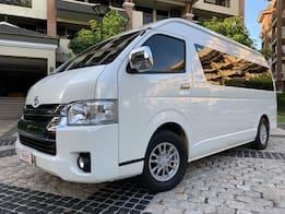 2018 Toyota Hiace LXV