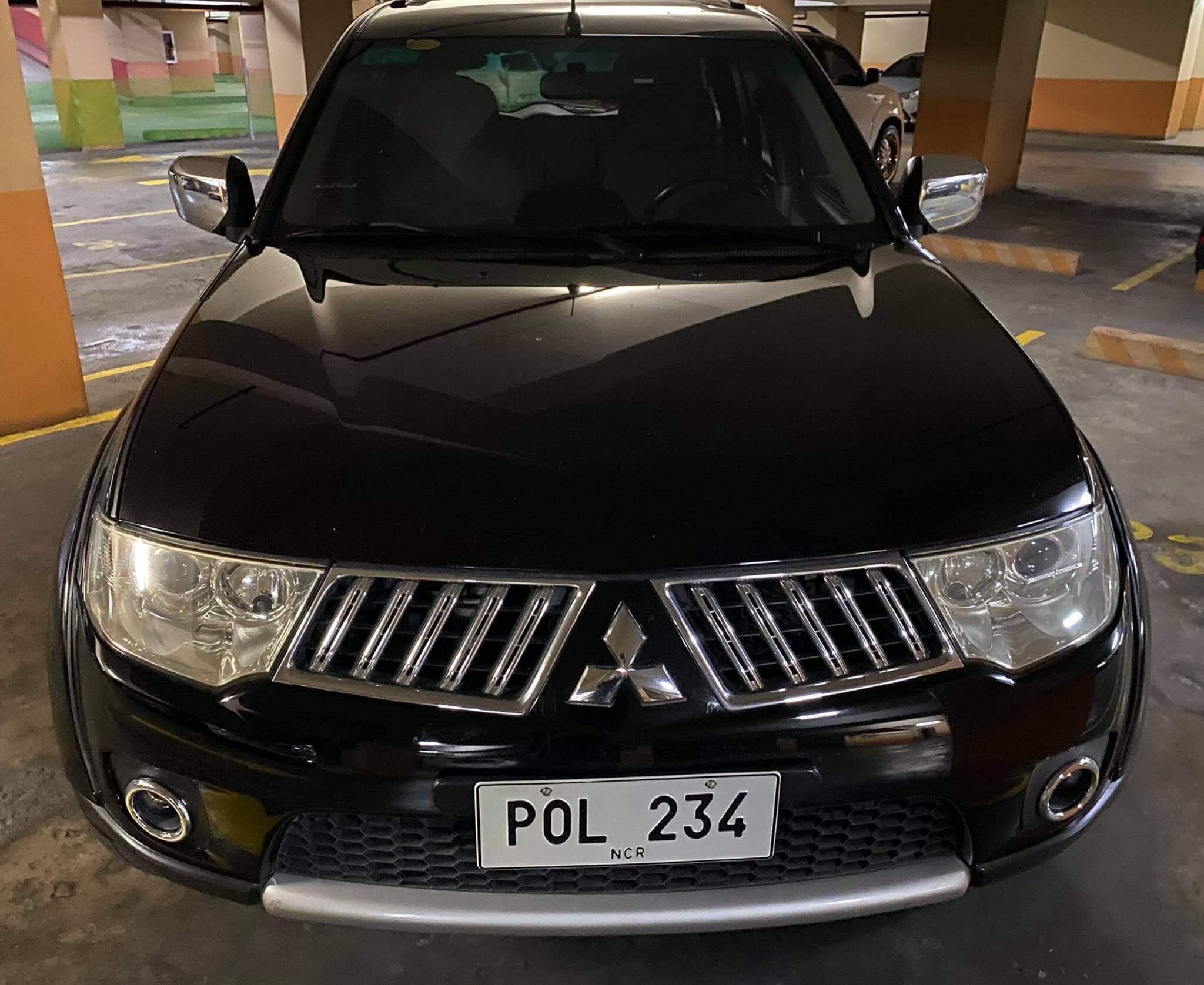 2011 Mitsubishi Montero Sport