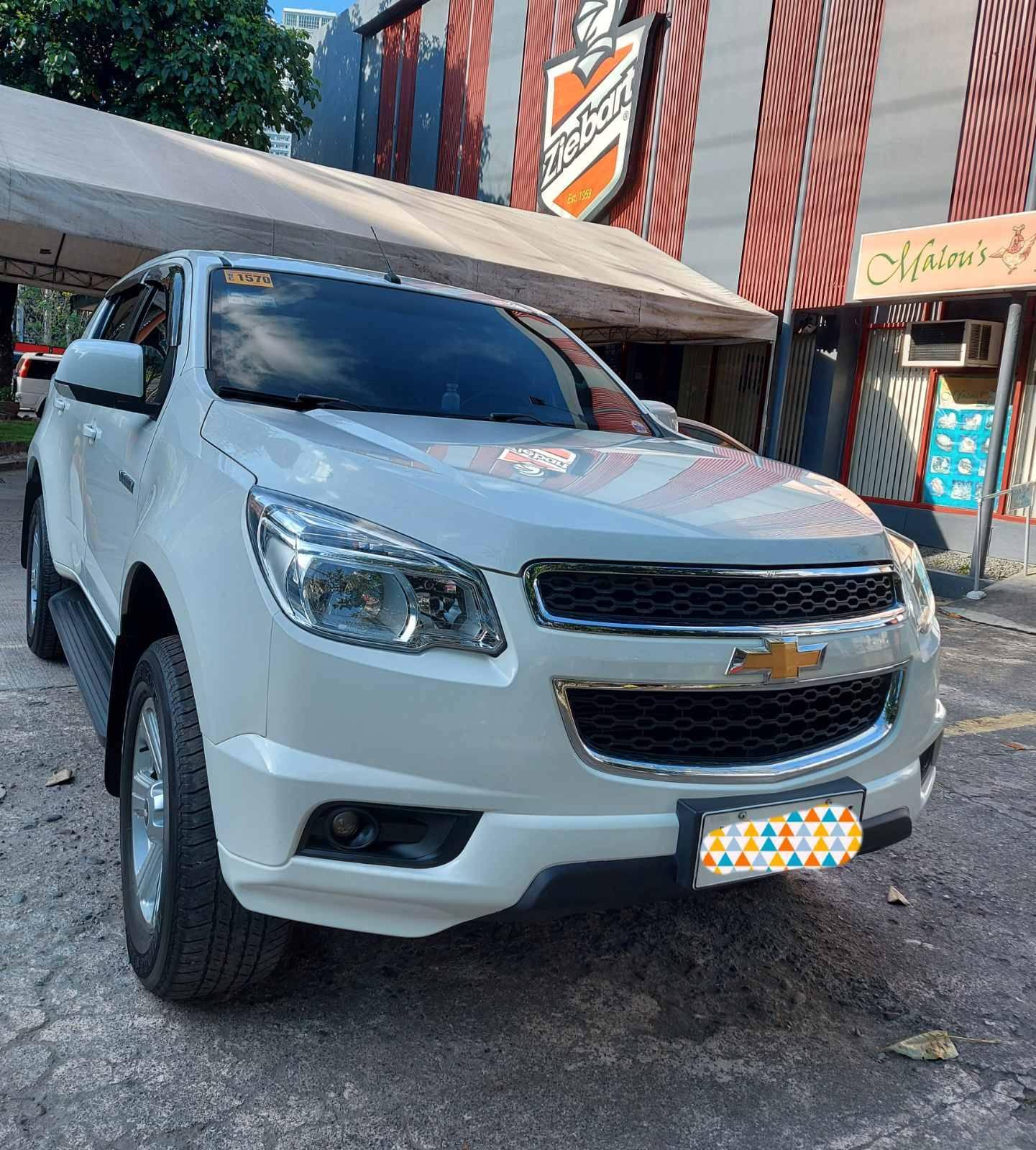 2015 Chevrolet Trailblazer