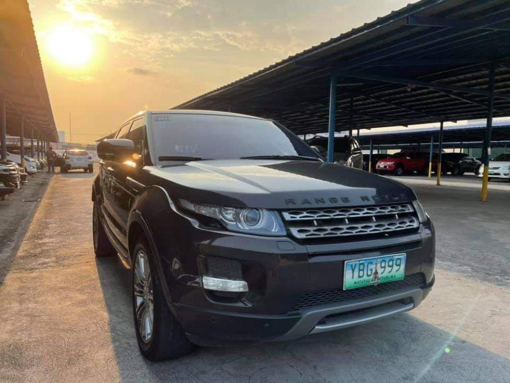 2013 Land Rover Range Rover Evoque 2019