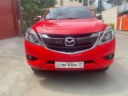 2019 Mazda BT-50