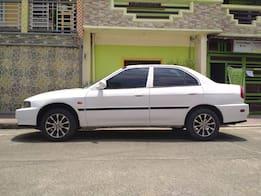 2001 Mitsubishi Lancer EX