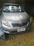 2008 Toyota Corolla Altis
