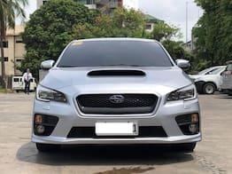 2017 Subaru WRX 2021