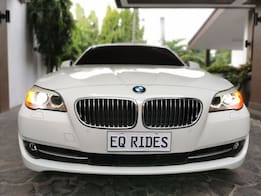 2012 BMW 5 Series Sedan