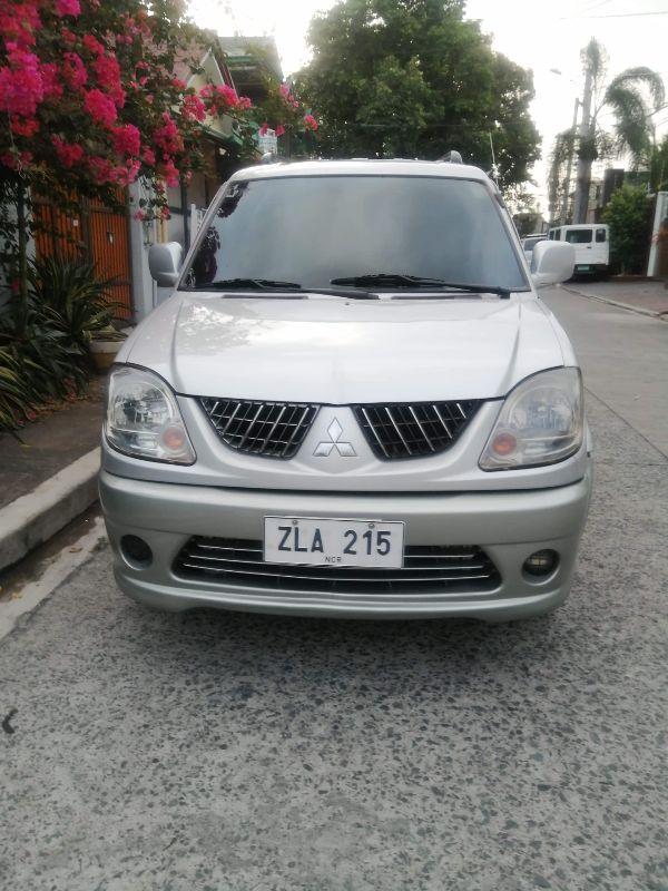 2007 Mitsubishi Adventure