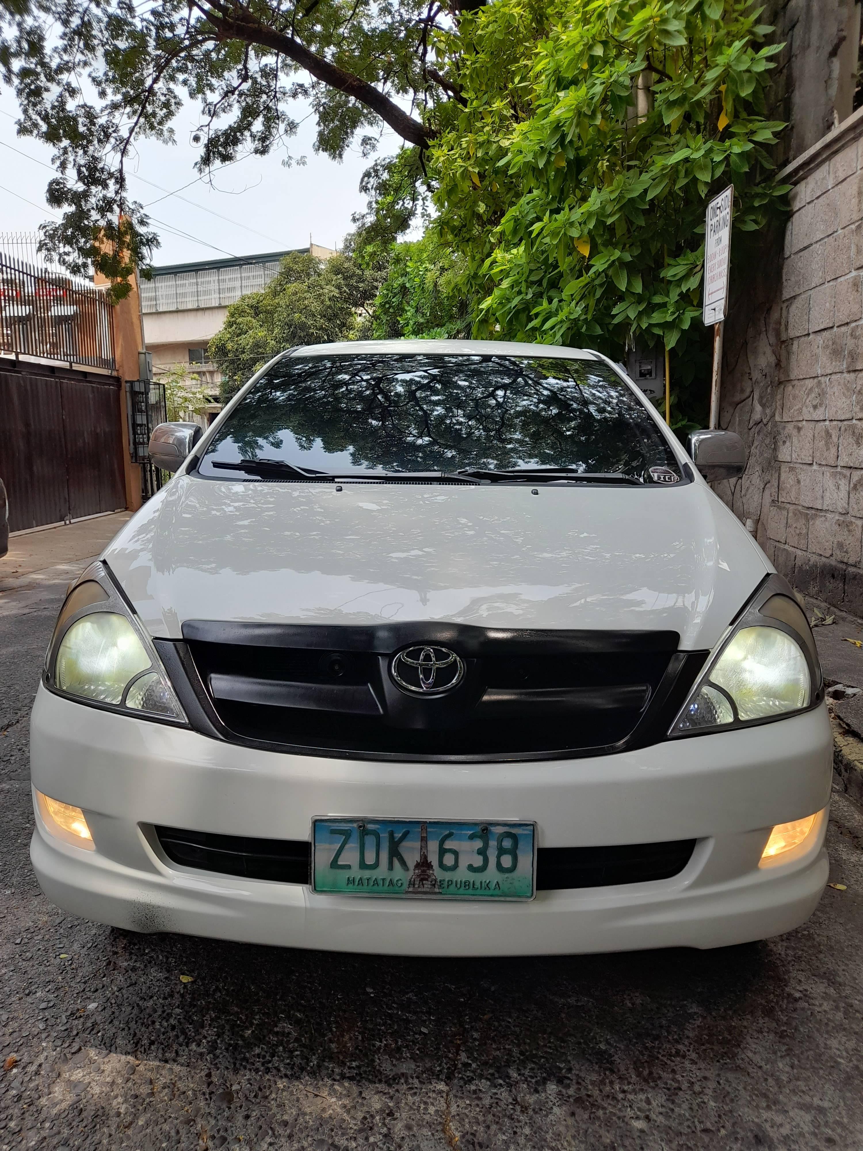 2006 Toyota Innova