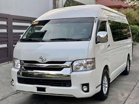 2016 Toyota Hiace LXV