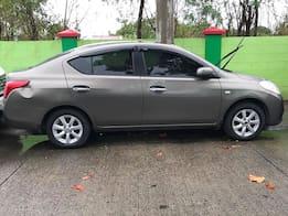 2015 Nissan Almera
