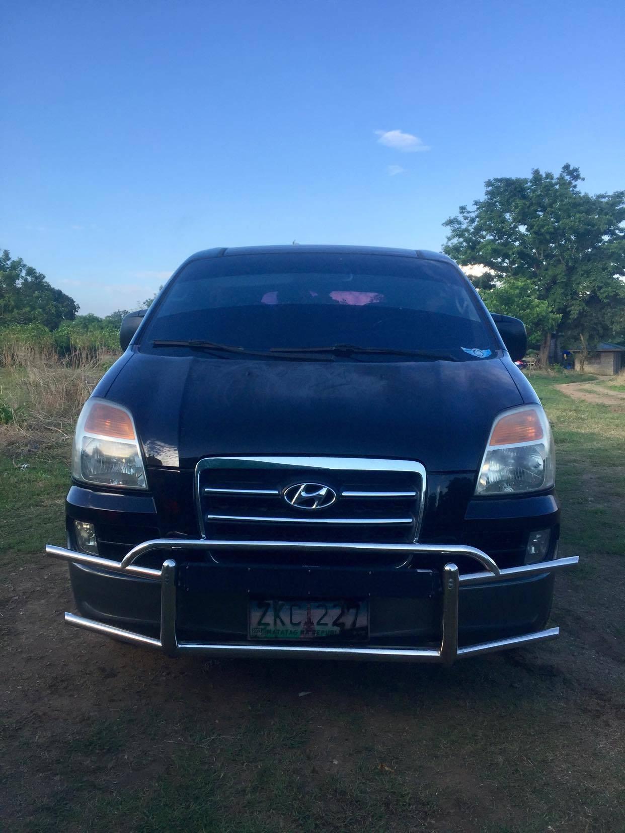 2007 Hyundai Grand Starex
