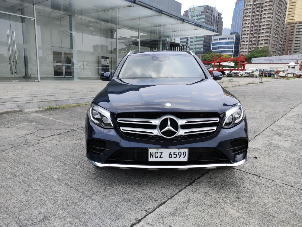 2016 Mercedes-Benz GLC 250