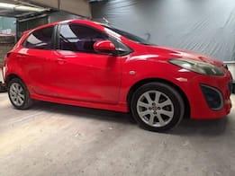 2010 Mazda 2 Hatchback
