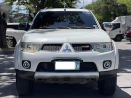 2013 Mitsubishi Montero Sport