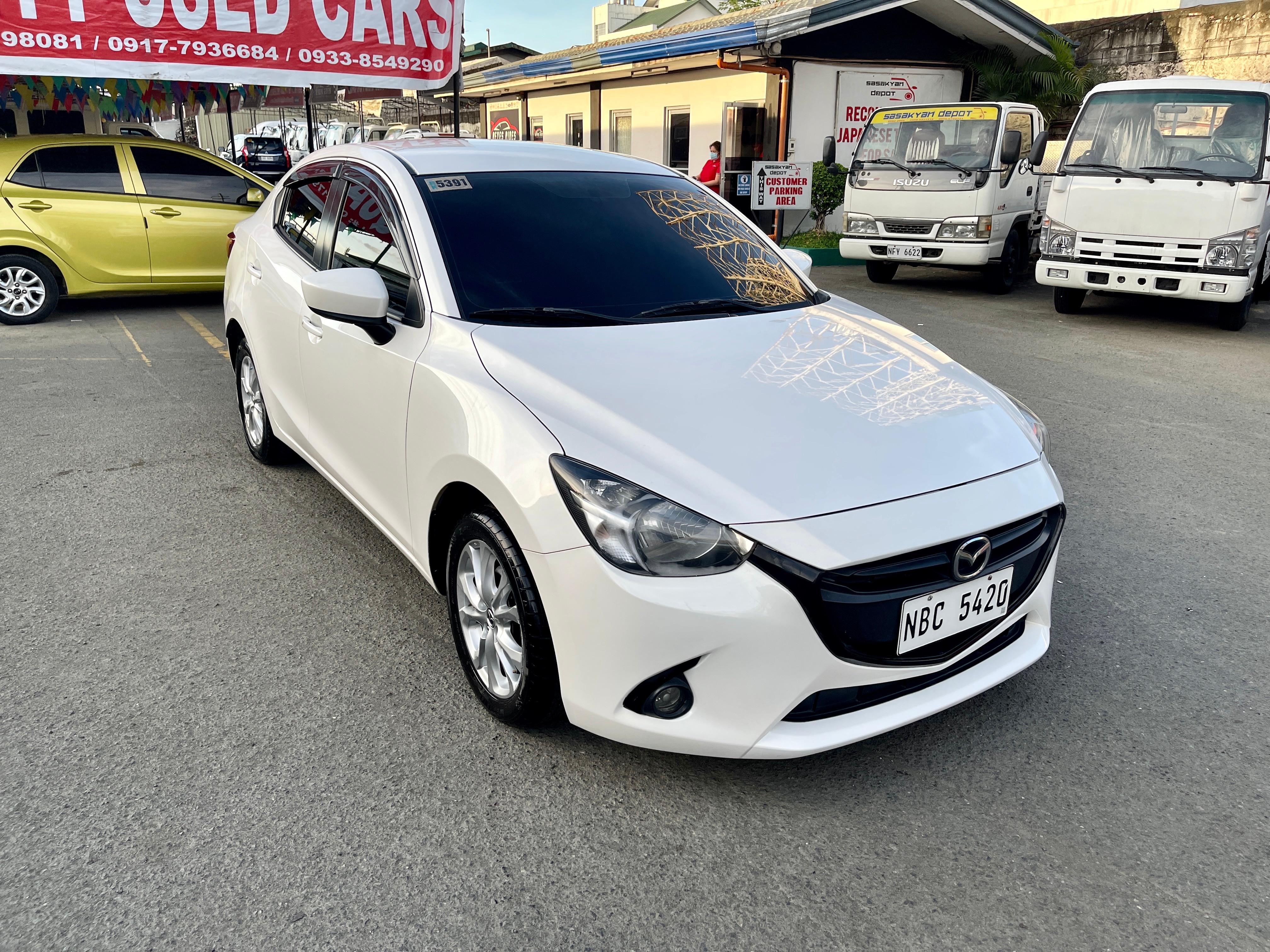 2017 Mazda 2 Sedan