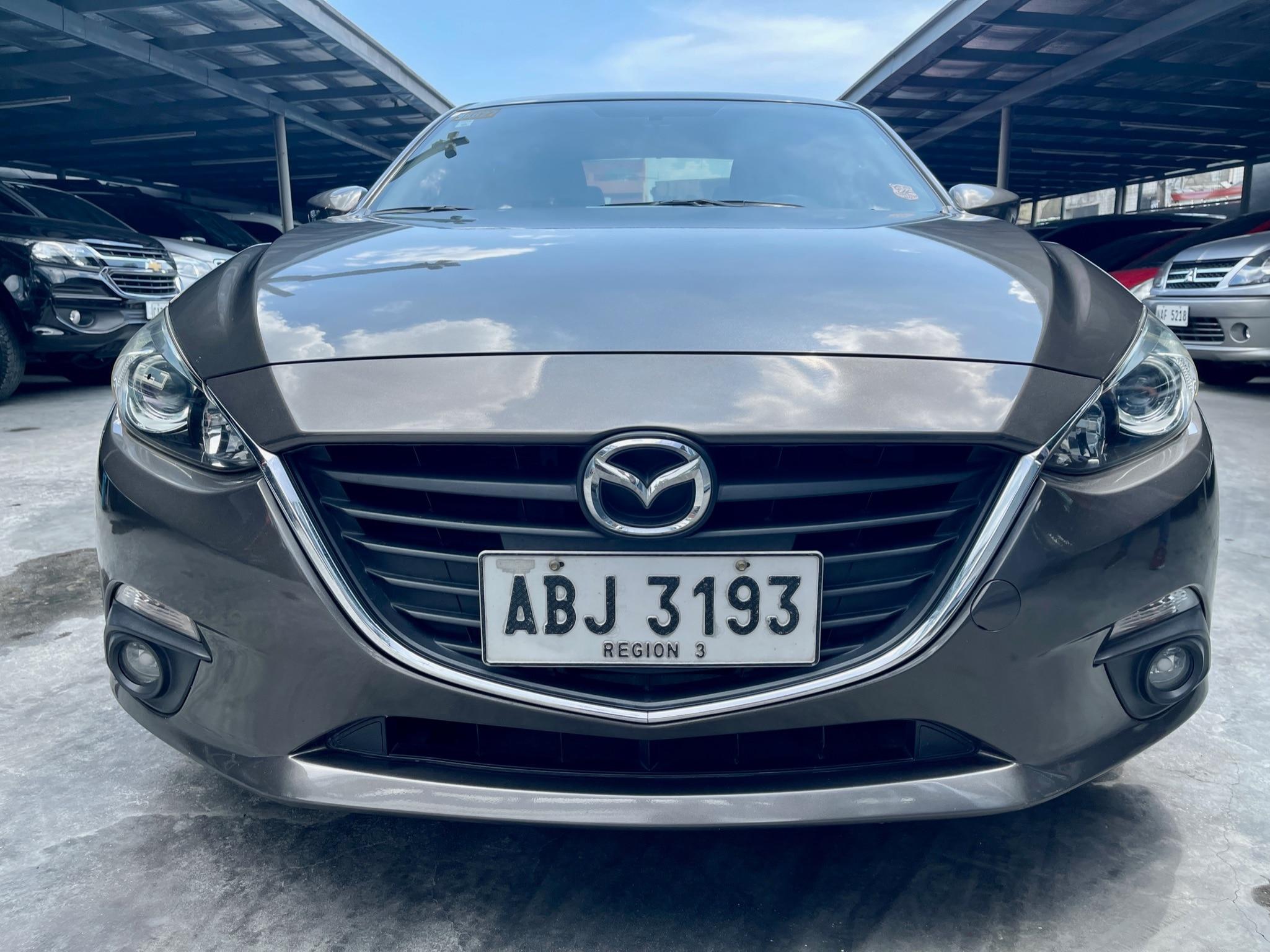 2015 Mazda 3 Sedan
