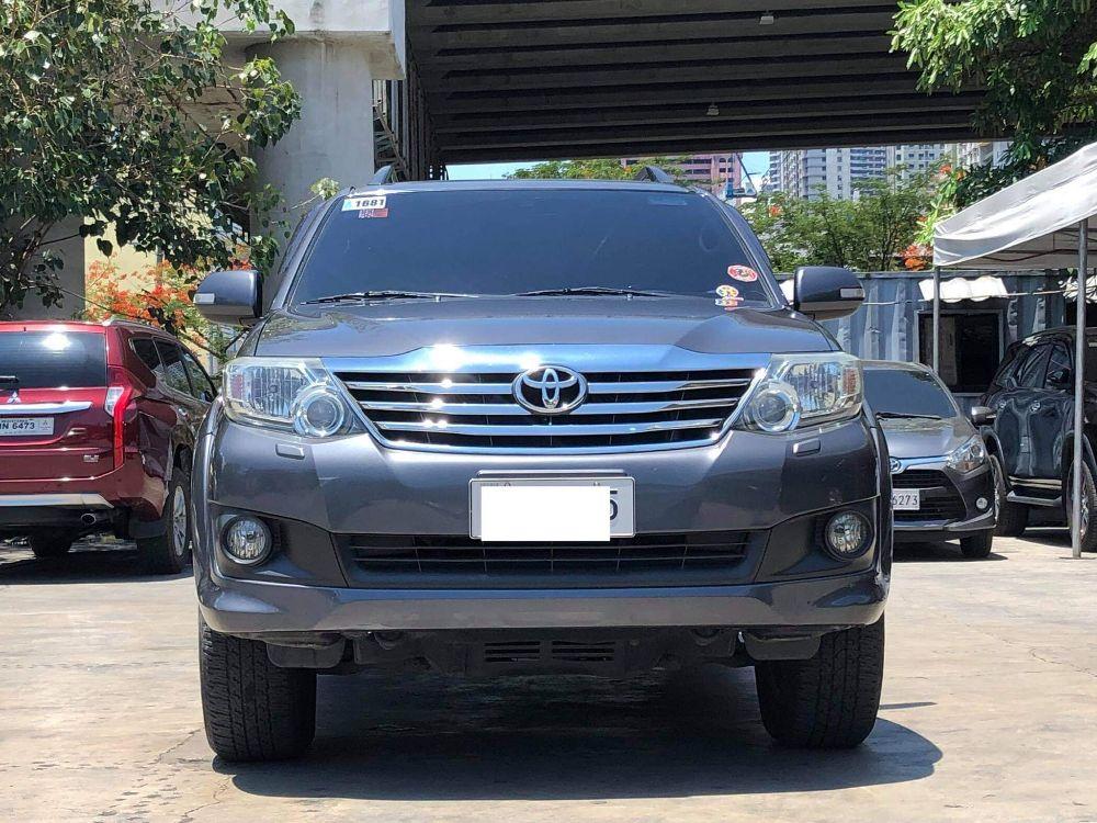 2012 Toyota Fortuner
