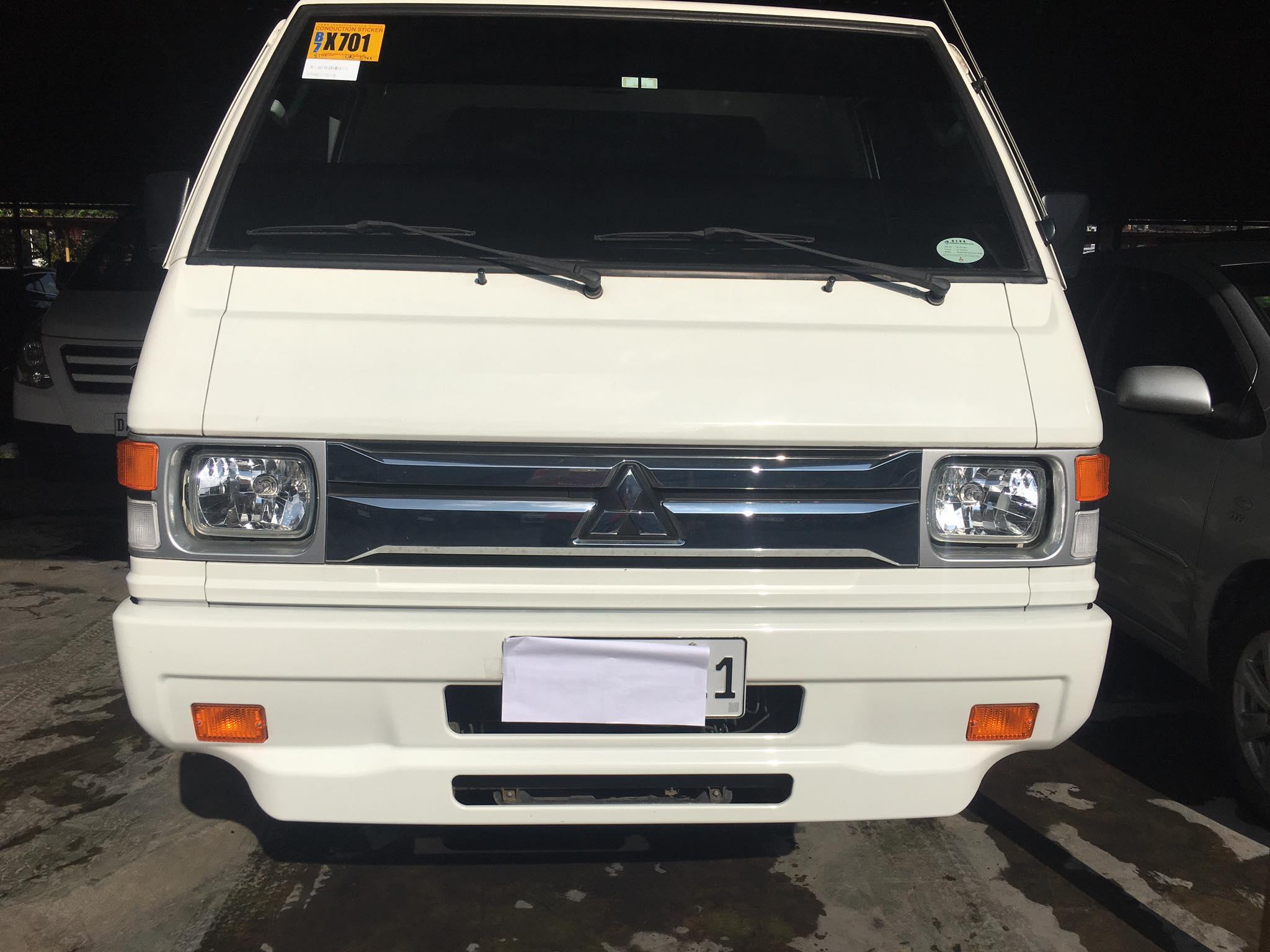 2021 Mitsubishi L300
