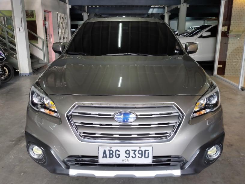 2016 Subaru Outback 2021