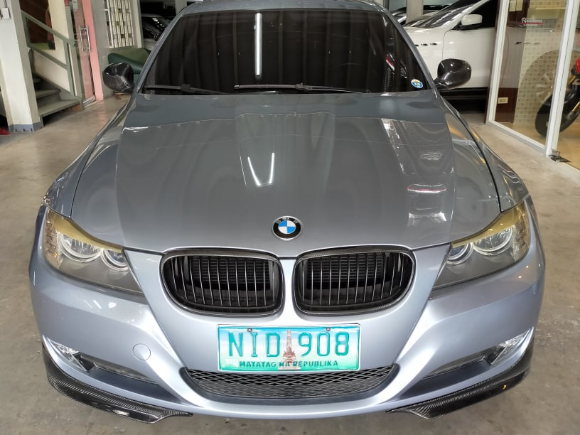 2010 BMW 318i
