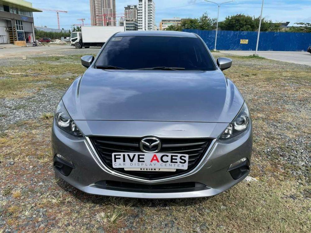 2016 Mazda 3 Sedan