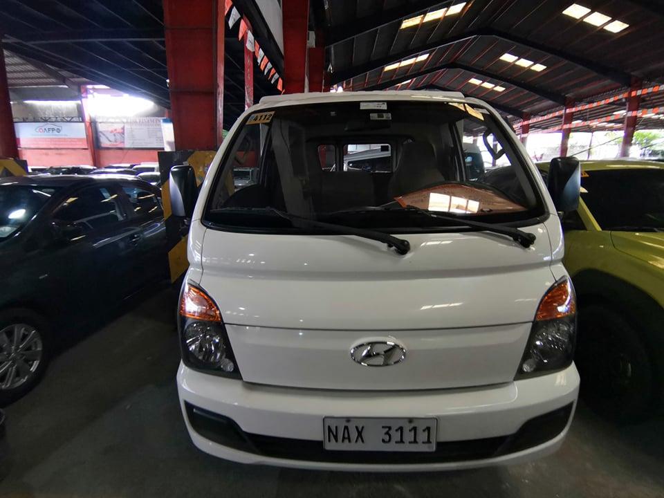 2017 Hyundai H-100
