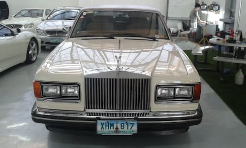 1989 Rolls-Royce Phantom