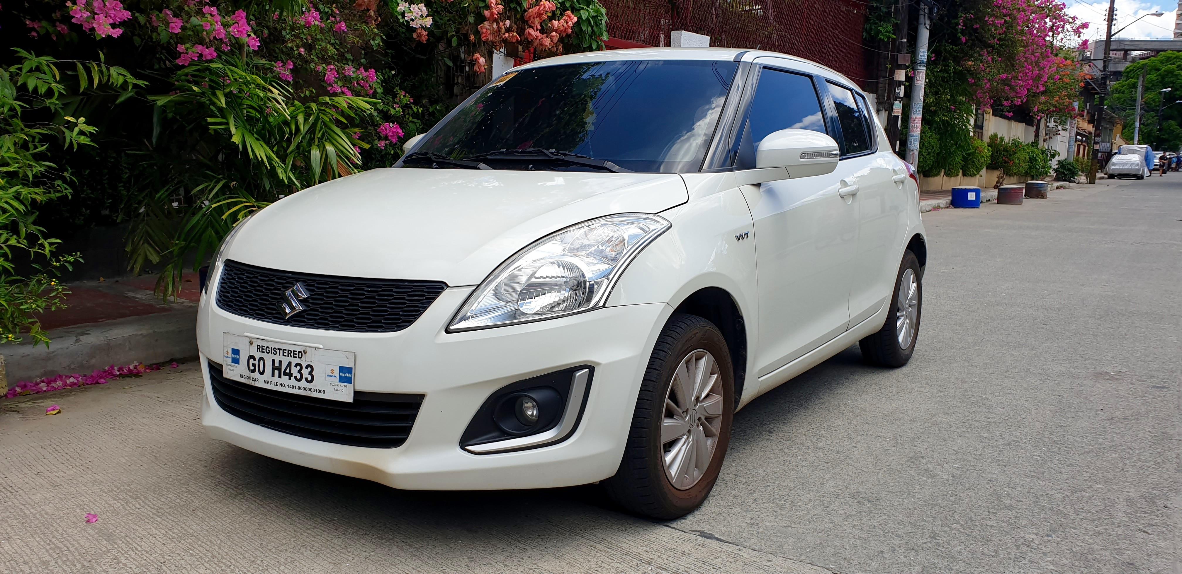 2018 Suzuki Swift