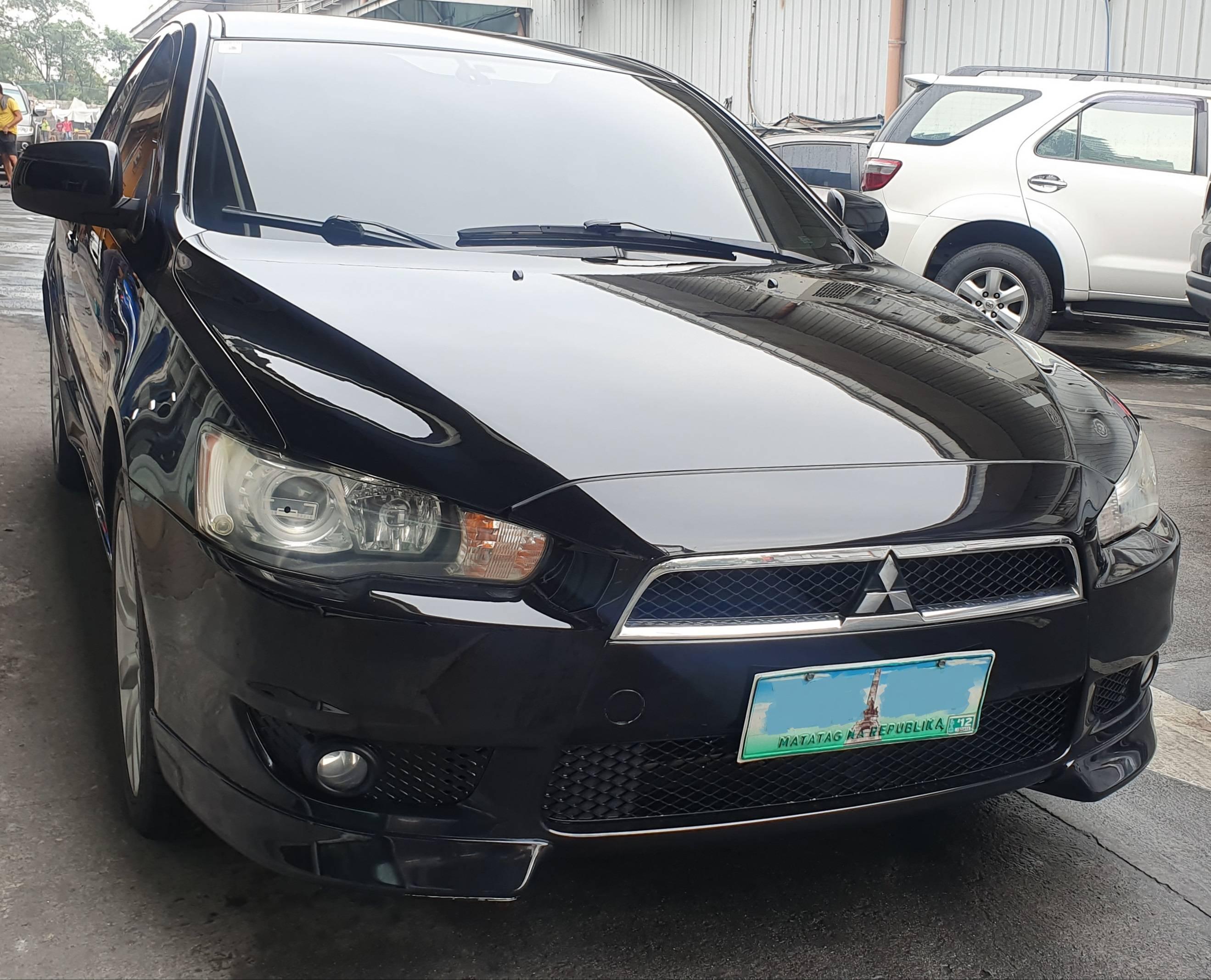 2008 Mitsubishi Lancer EX