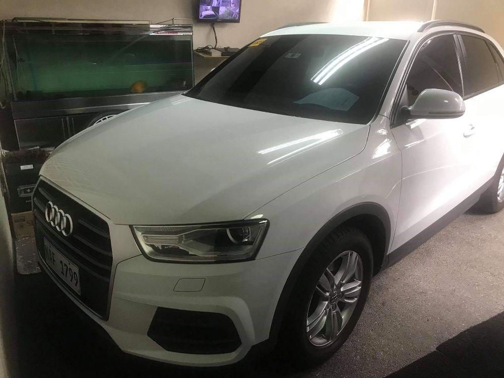 2017 Audi Q3 2020