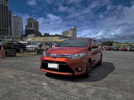 2017 Toyota Vios