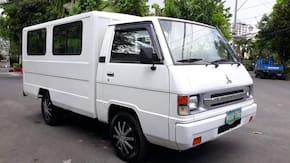 2012 Mitsubishi L300