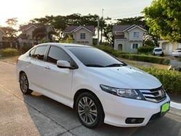 2013 Honda City