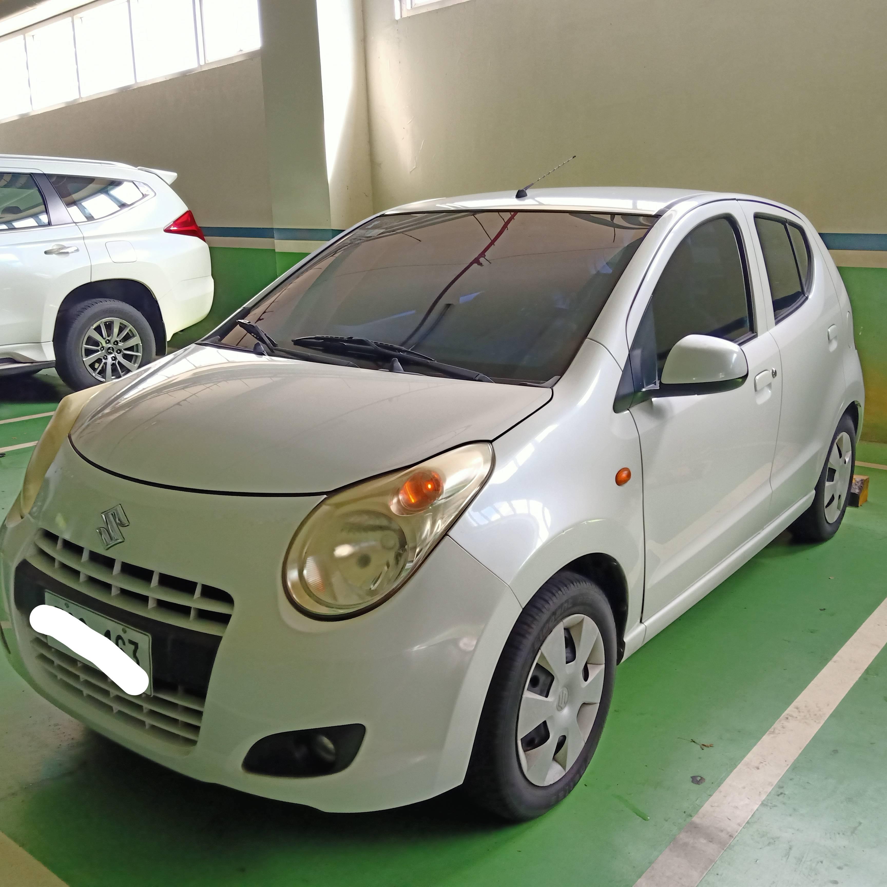 2011 Suzuki Celerio
