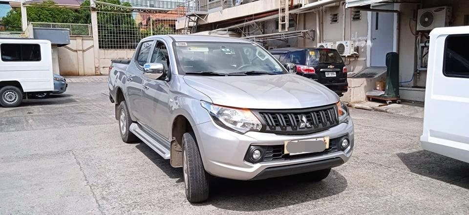 2018 Mitsubishi Strada