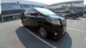 2018 Toyota Alphard