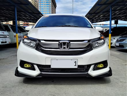 2020 Honda Mobilio