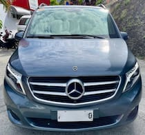 2018 Mercedes-Benz V-Class